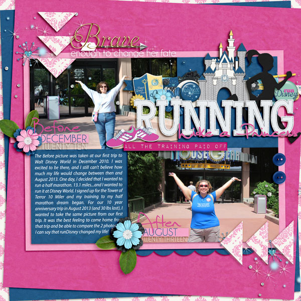 Run_like_a_Princess_Before_and_After