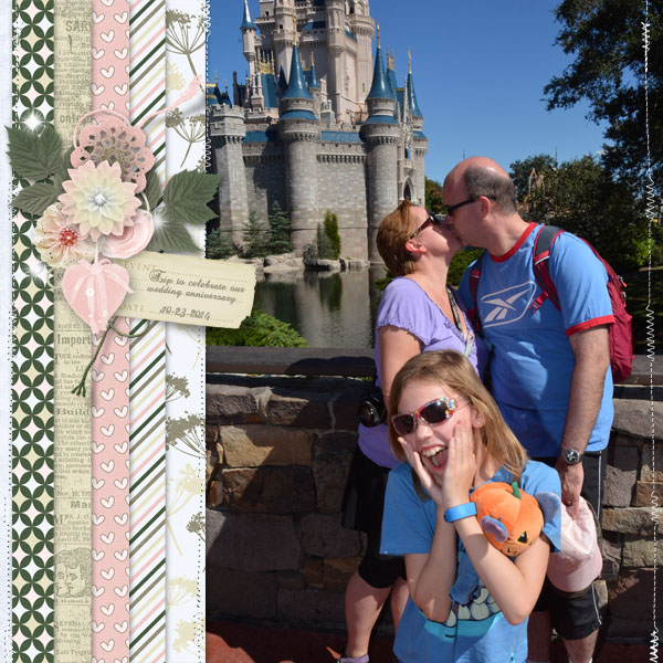 Wedding anniversary trip mousescrappers disney for Wedding anniversary trip ideas