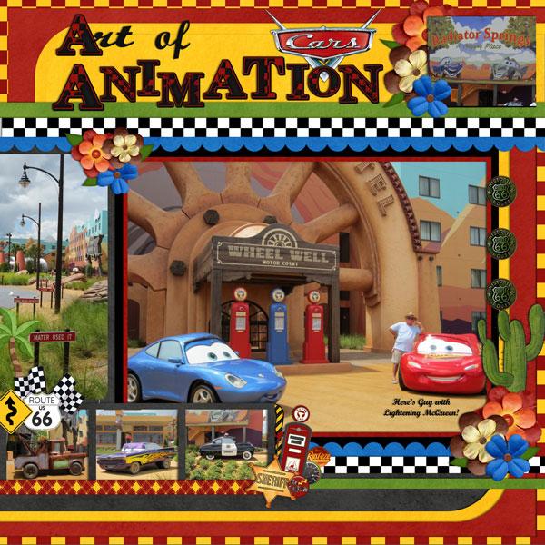 Cars-Art-of-Animation