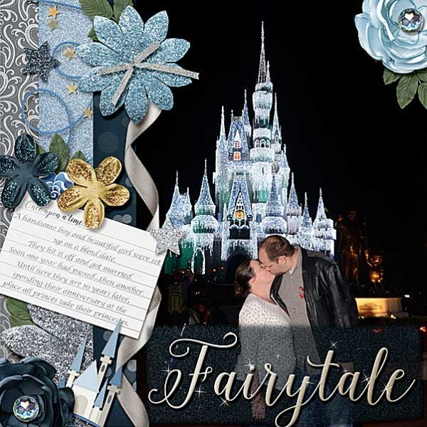 Fairytale-Castle