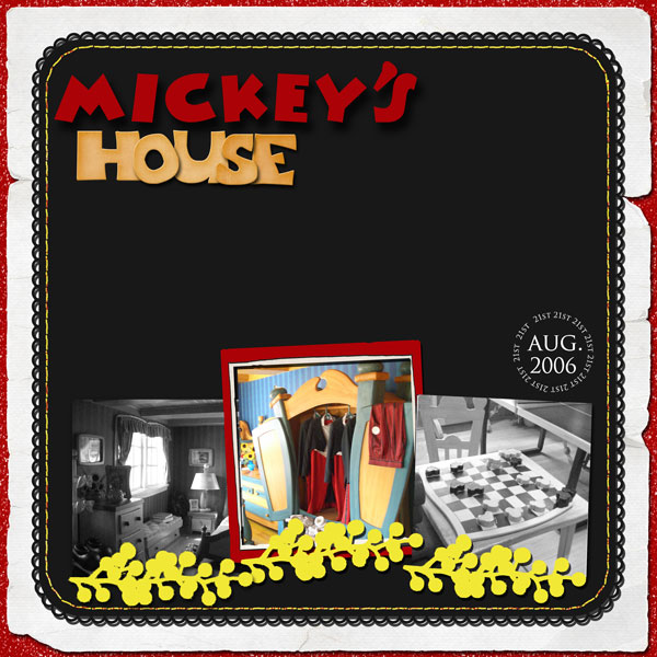 Mickey-Mouses-House
