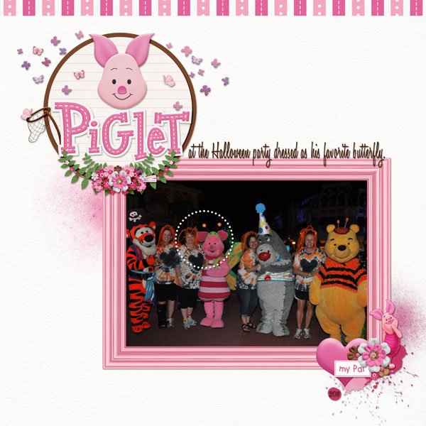 Piglet-at-Halloween-Party