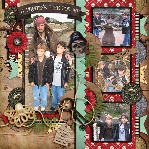 Pirates-Lair