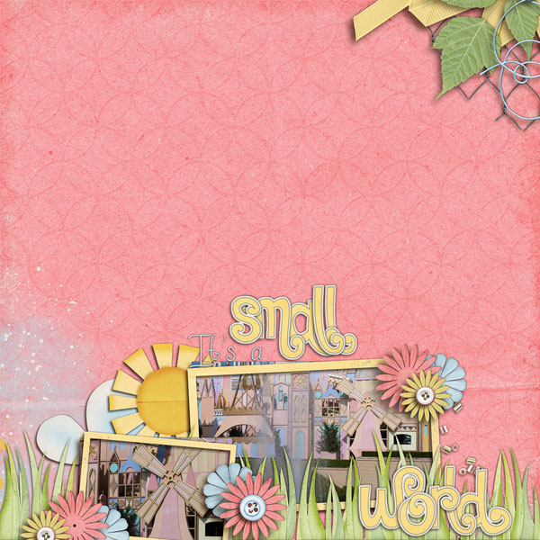 Small-world-copy