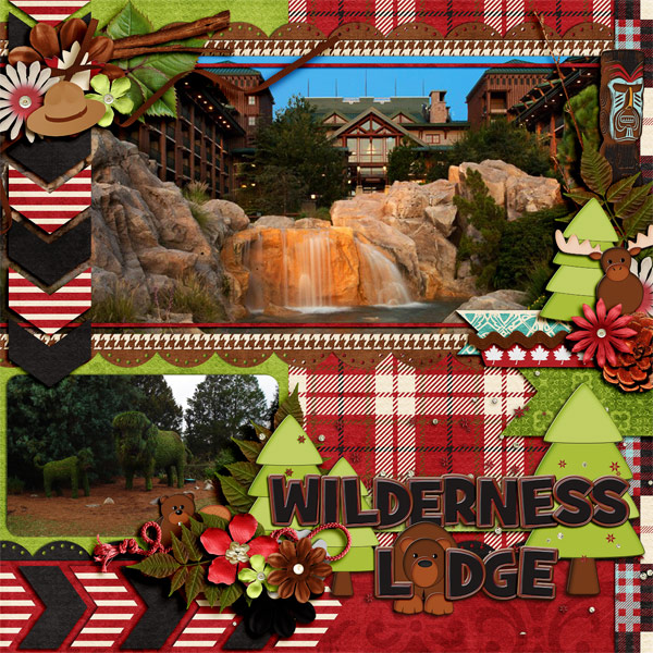 Wildnerness-Lodge