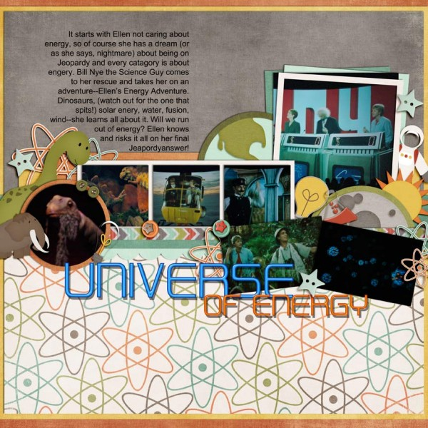 Universe-of-Engery