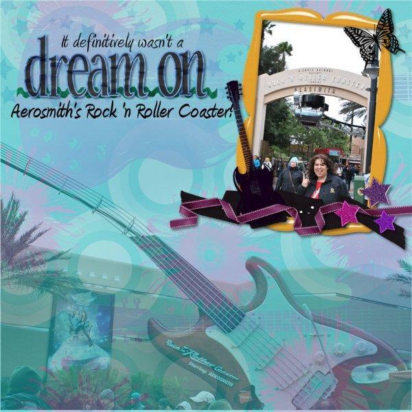 Rock N Roller Coaster Starring Aerosmith Page 3