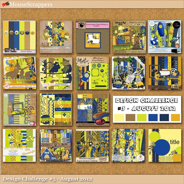 Design Challenge Kit #5 (August 2012)