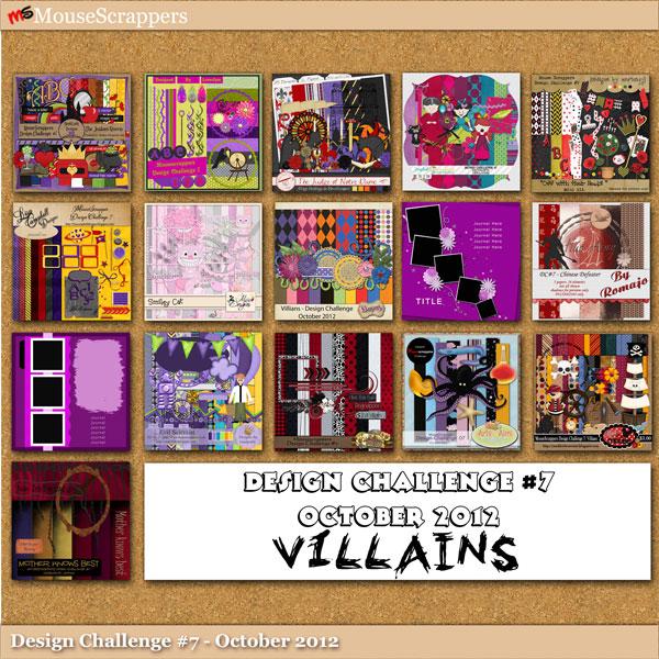 Design Challenge Kit #7 (October 2012)