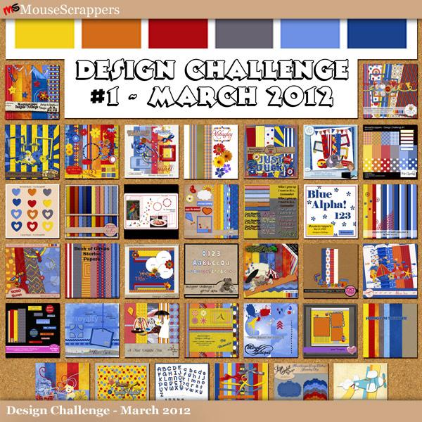 Design Challenge Kit #1 (March 2012)
