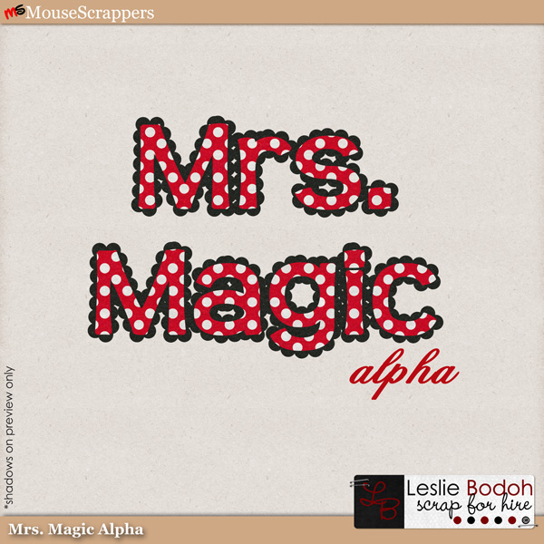 Mrs. Magic Alpha