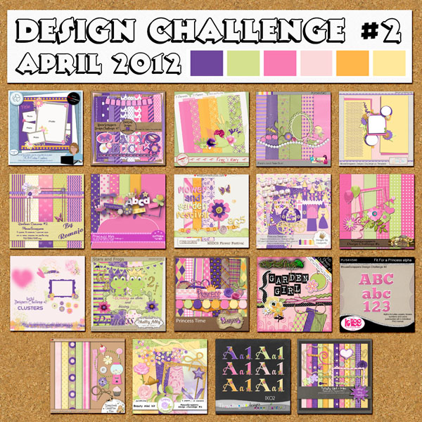 Design Challenge Kit #2 (April 2012)