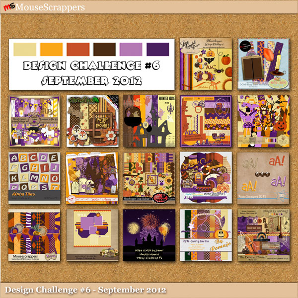 Design Challenge Kit #6 (September 2012)