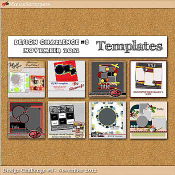 Design Challenge Kit #8 (November 2012)