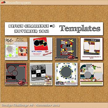 Design Challenge Kit #8 (November 2012)