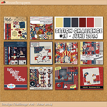 Design Challenge Kit #16 (June 2014)