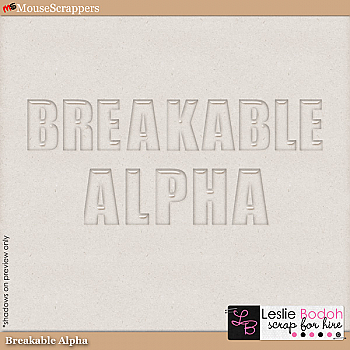 Breakable Glass Alpha