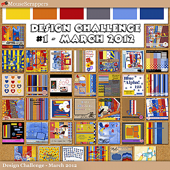 Design Challenge Kit #1 (March 2012)