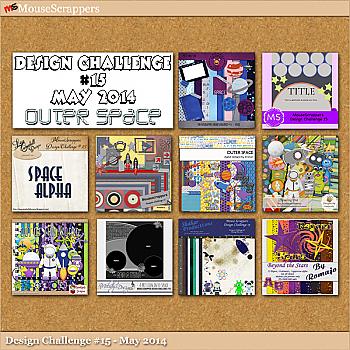 Design Challenge Kit #15 (May 2014)