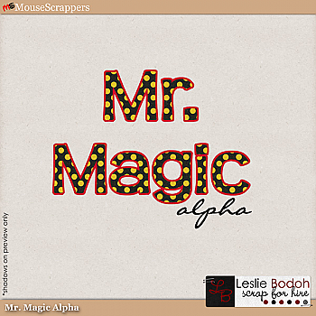 Mr. Magic Alpha