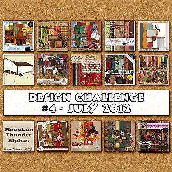 Design Challenge Kit #4 (July 2012)